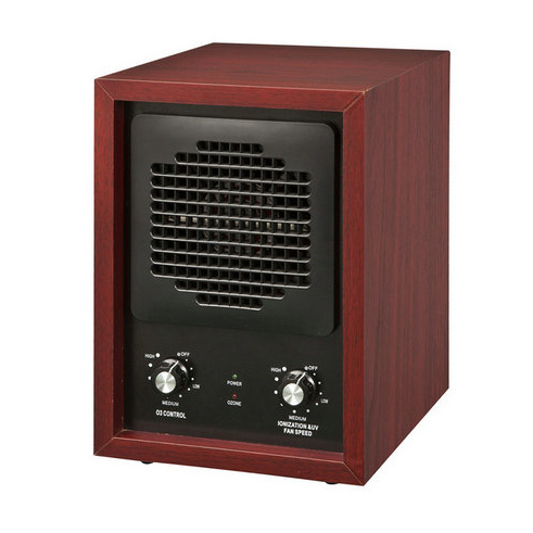 HE 223CH cherry wood cabinet