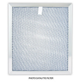 TiO2 Photo-catalytic filter