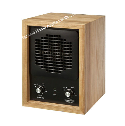 HE 223OAK oak wood cabinet air purifier